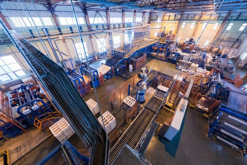 manufacturing, facility, brennstuhl construction