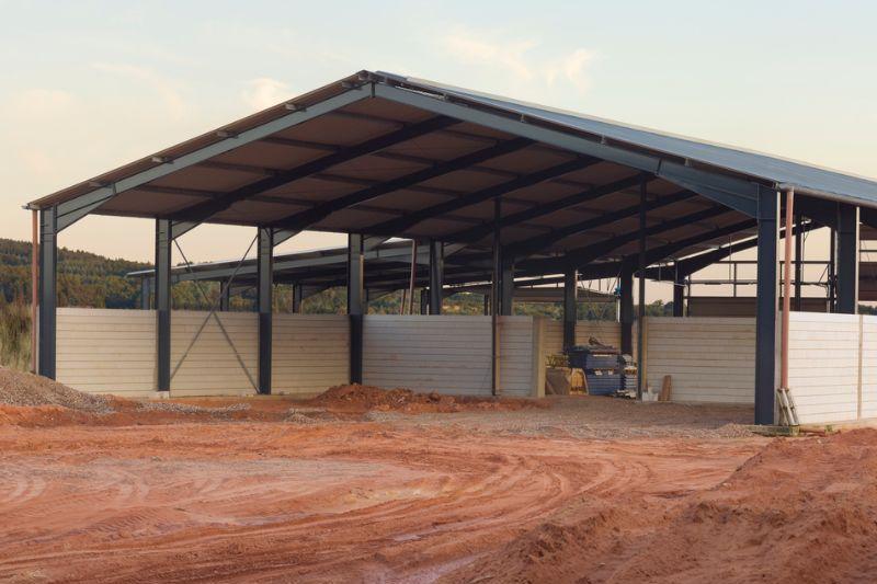 pole barns, agricultural, brennstuhl construction