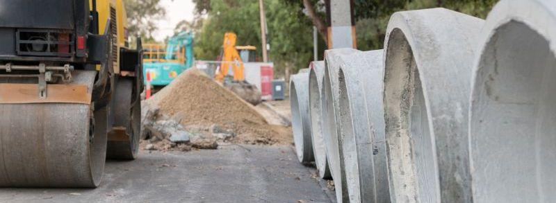 street pipes, brennstuhl construction