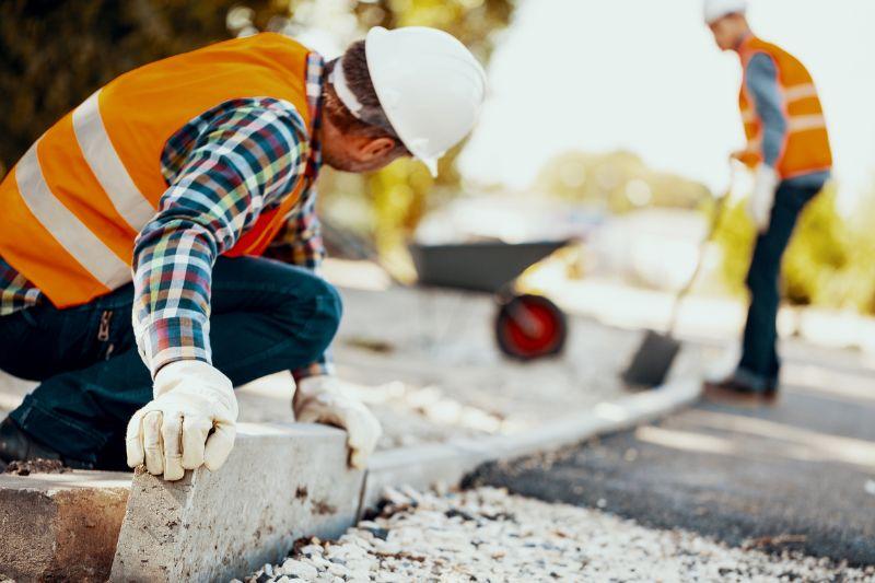 sidewalks, brennstuhl construction